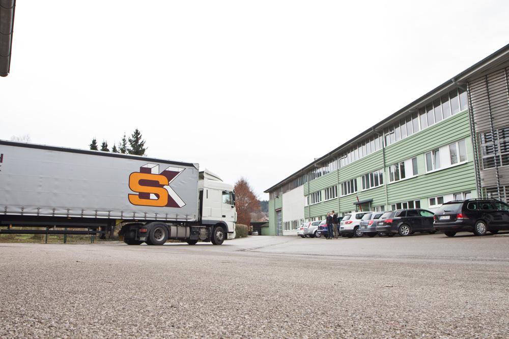 Unternehmenssitz der Schmid GmbH Kunststofftechnik
