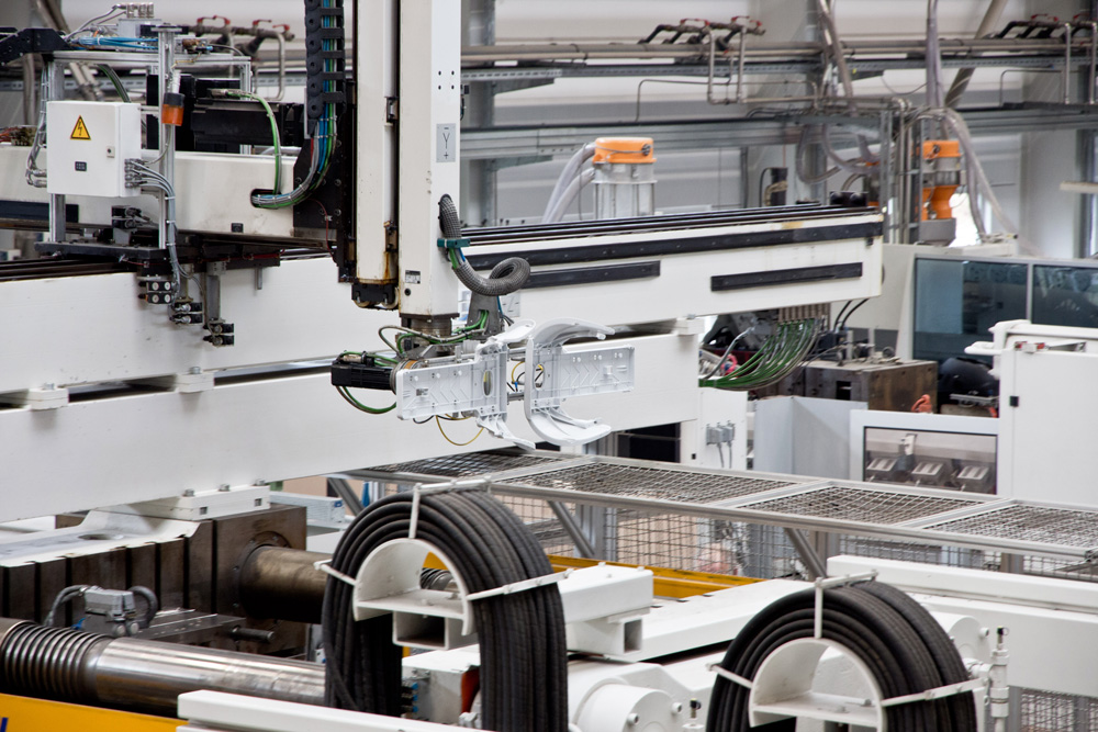 Das Unternehmen Schmid Kunststofftechnik GmbH in Obergünzburg
